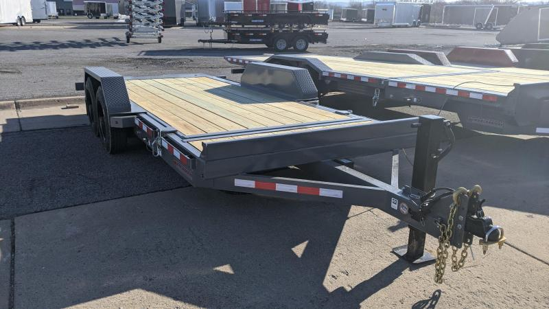 2021 Midsota 18' Tilt Equipment Trailer