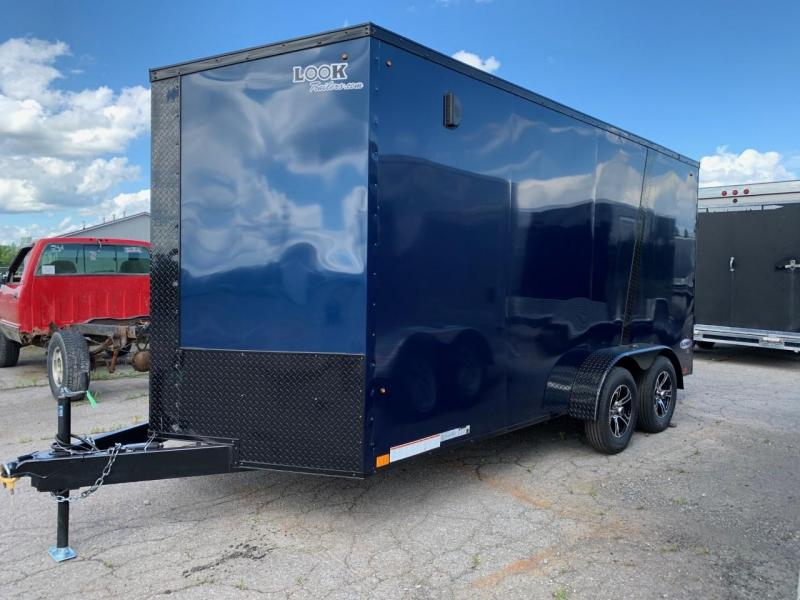 2021 Look Trailers Element SE 7x16 Enclosed Cargo Trailer