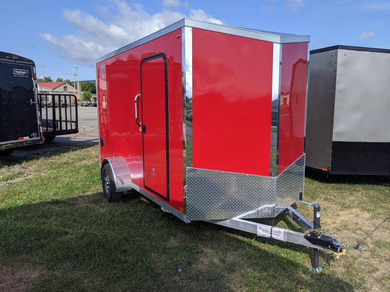 2021 Legend Trailers Explorer 6x12 Enclosed Cargo Trailer