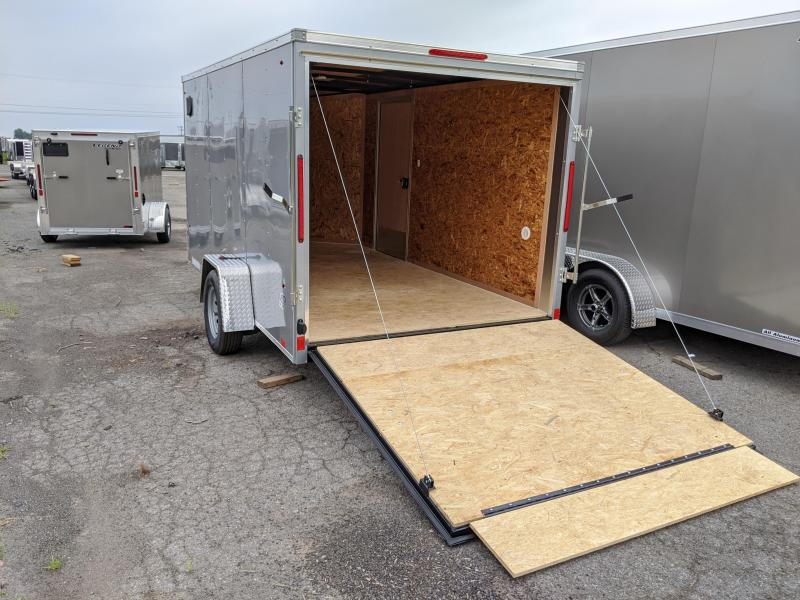 2021 Look Trailers 7x12 ST-DLX Enclosed Cargo Trailer