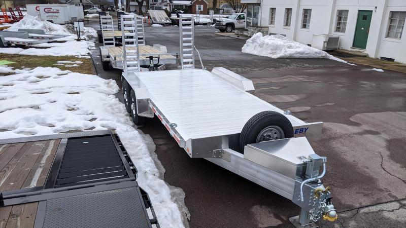 2021 EBY 18' 14K Low Profile Equipment Trailer