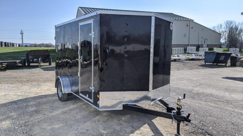 2021 Wells Cargo 7x12 Enclosed Cargo Trailer