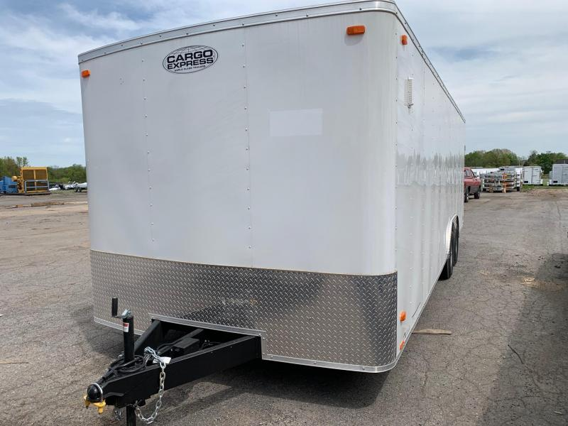 2020 Cargo Express EX Series 8.5x24 10K Car / Racing Trailer