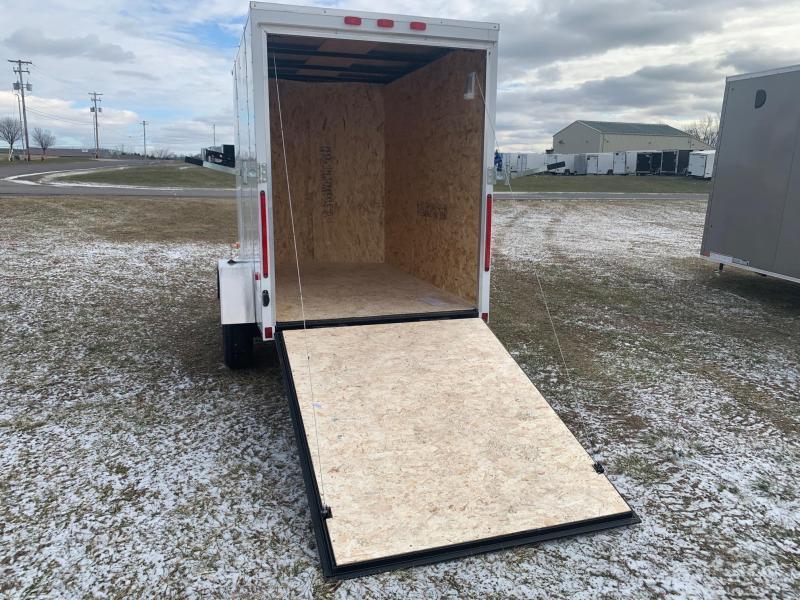 2021 Look Trailers Equinox 5x8 Enclosed Cargo Trailer