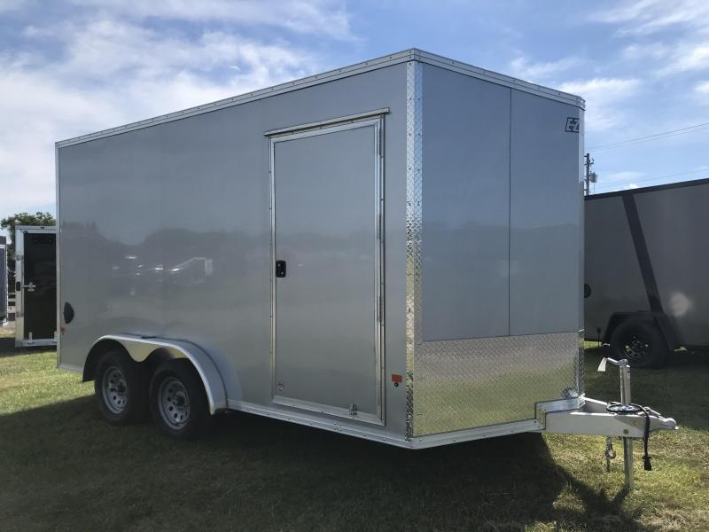 2020 Alcom-Stealth 7.5x14 EZ Hauler Enclosed Cargo Trailer