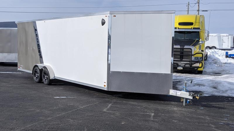 2021 Legend Trailers 7.5x24+V Snowmobile Trailer