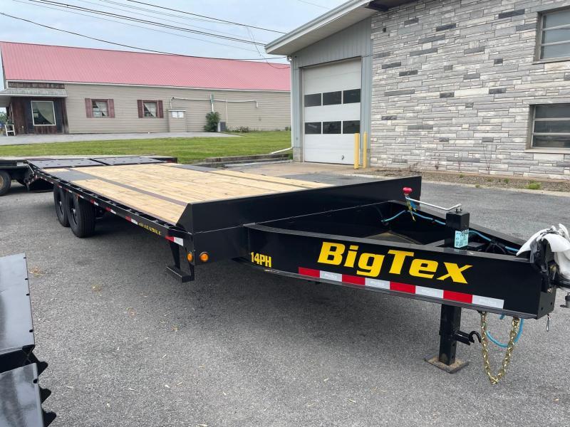 2022 Big Tex Trailers 20+5 15.9K Deckover Trailer
