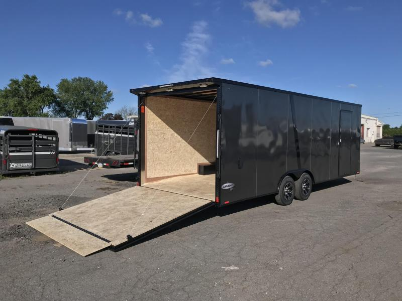 2021 Look Trailers 8.5x24 Utility Trailer