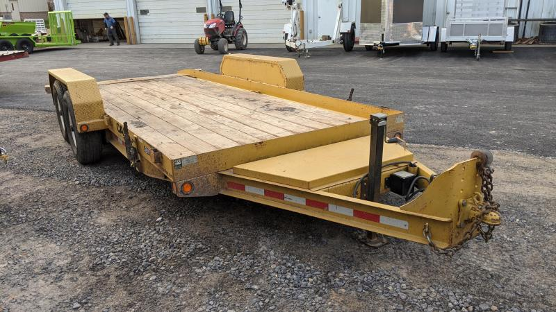 2013 Cam Spray 81x16+2 Utility Trailer