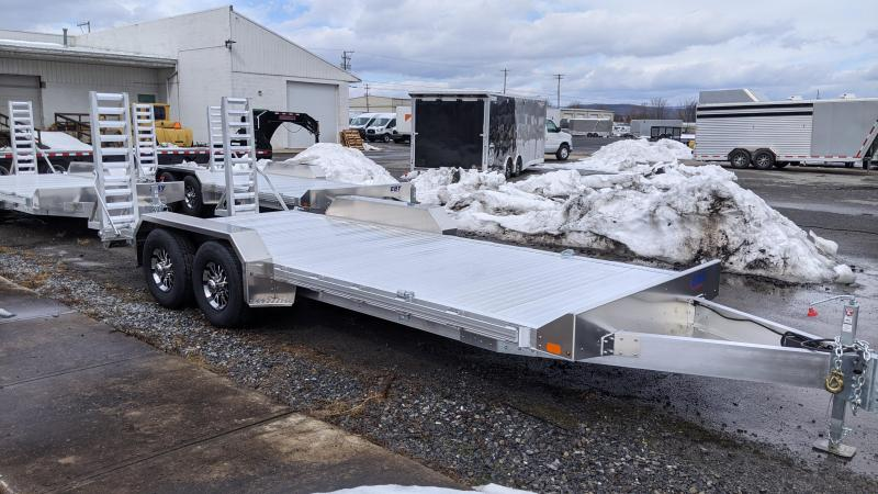 2021 EBY 20' 10K Low Profile Equipment Trailer