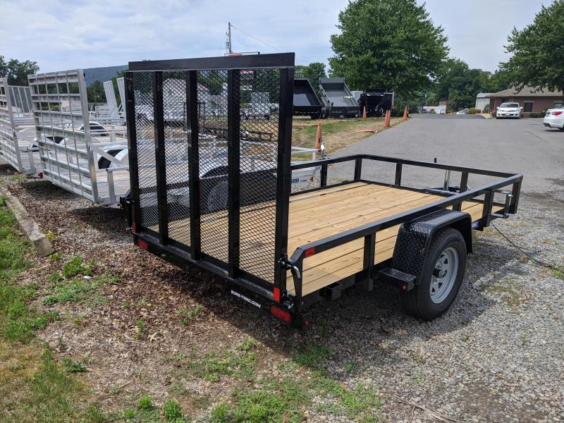 2021 Sure-Trac 6X10 Equipment Trailer