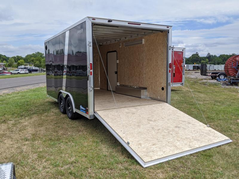 2021 Legend Trailers 8.5x18 Enclosed Cargo Trailer