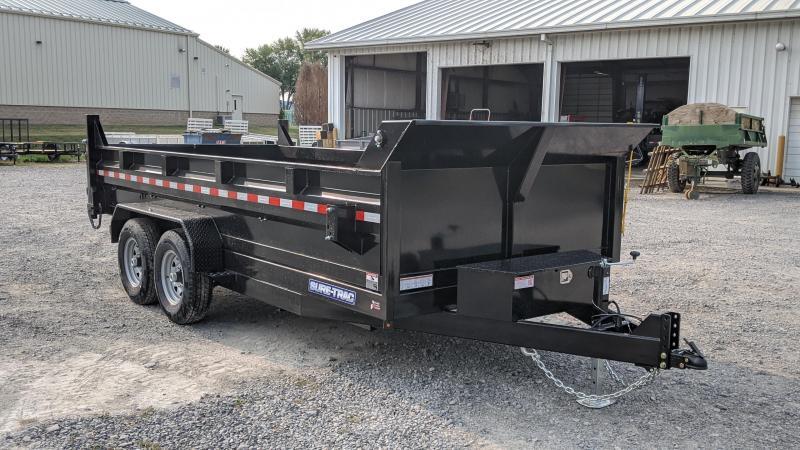 2021 Sure-Trac 82x16 Dump Trailer