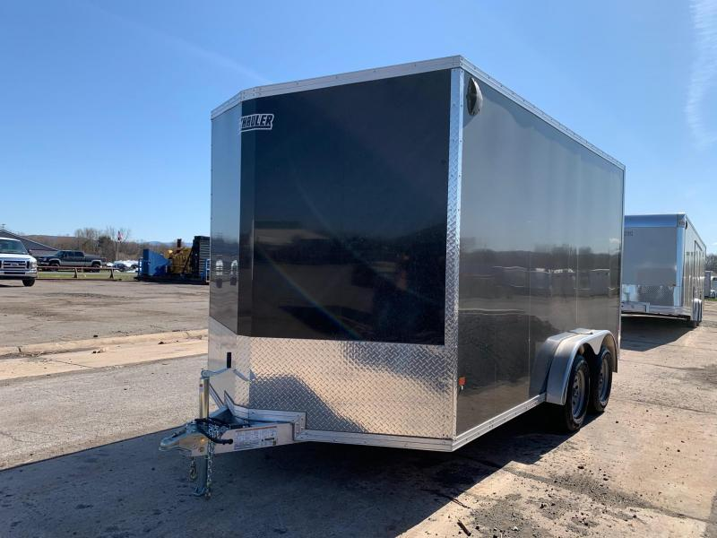 2020 Mission EZ Hauler 7.5x14 Plus V 7K Enclosed Cargo Trailer