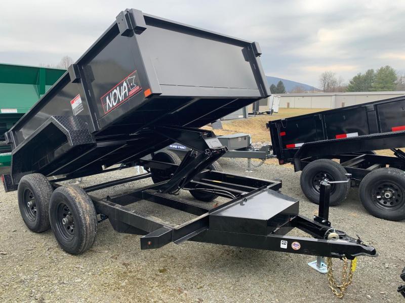 2020 Midsota Nova 6x10 10K Dump Trailer