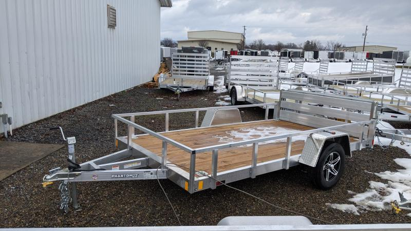 2021 Stealth Trailers 6.5x12 Utility Trailer