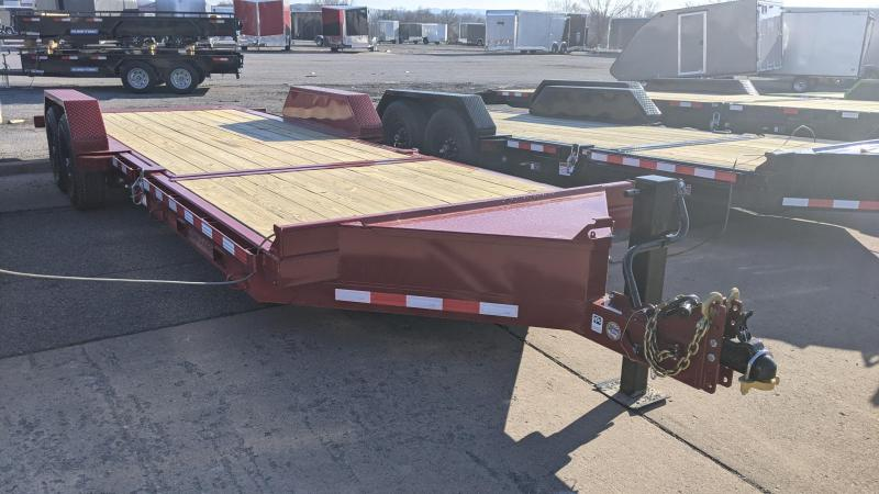 2021 Midsota 22' Tilt Equipment Trailer