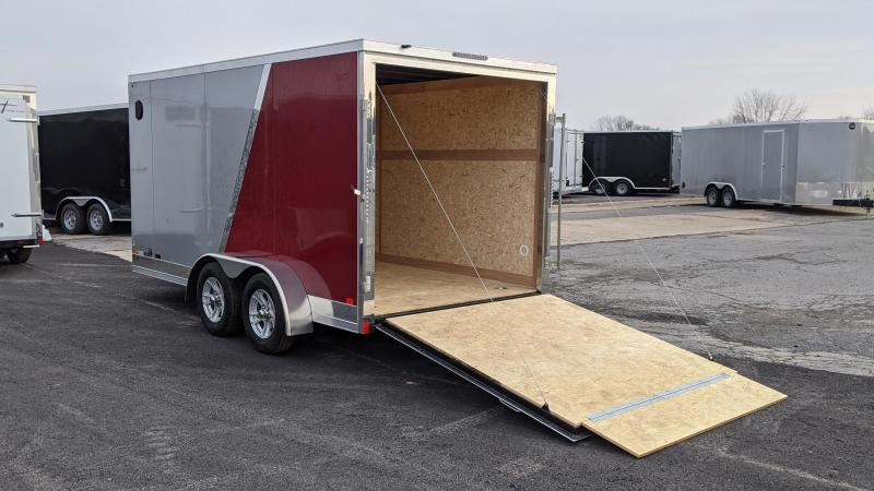 2021 Cross Trailers 7x14 Enclosed Cargo Trailer