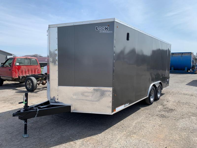 2021 Look Trailers Element SE 8.5x18 10K Enclosed Cargo Trailer