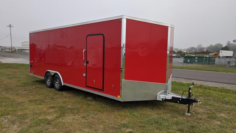 2021 Legend Trailers 8.5x24 Car / Racing Trailer