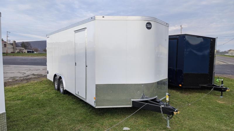 2021 Wells Cargo 8.5x20 Car / Racing Trailer
