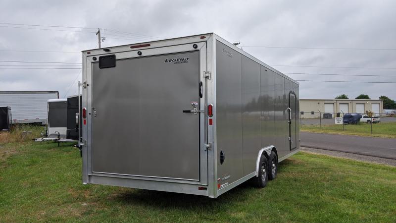 2021 Legend Trailers Explorer Series 8.5x24 10K Enclosed Cargo Trailer