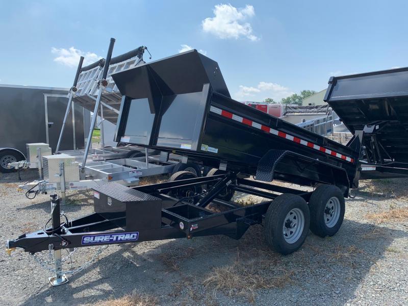 2021 Sure-Trac 6x10 10K Dump Trailer