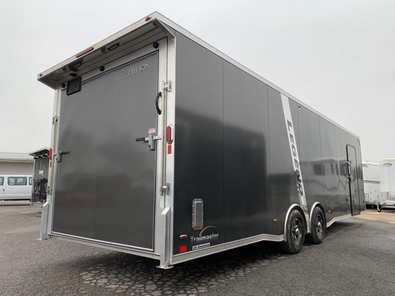2020 Legend Manufacturing Trailmaster Race Series 8.5x28 Car / Racing Trailer