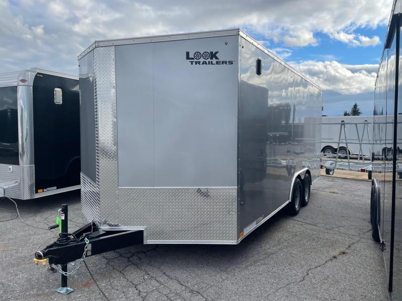 2022 Look Trailers 8.5x18 10K Enclosed Cargo Trailer