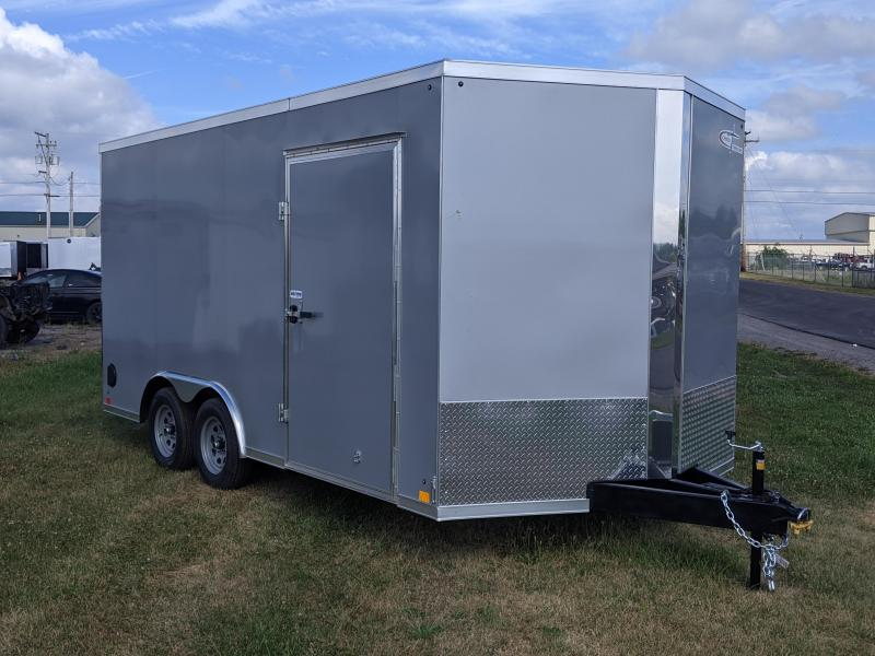 2021 Cross Trailers 8.5x16 Enclosed Cargo Trailer