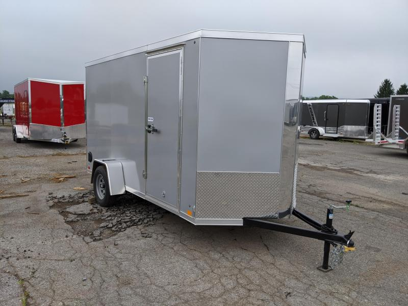 2021 Cross Trailers Alpha Series 6x12 3K Enclosed Cargo Trailer