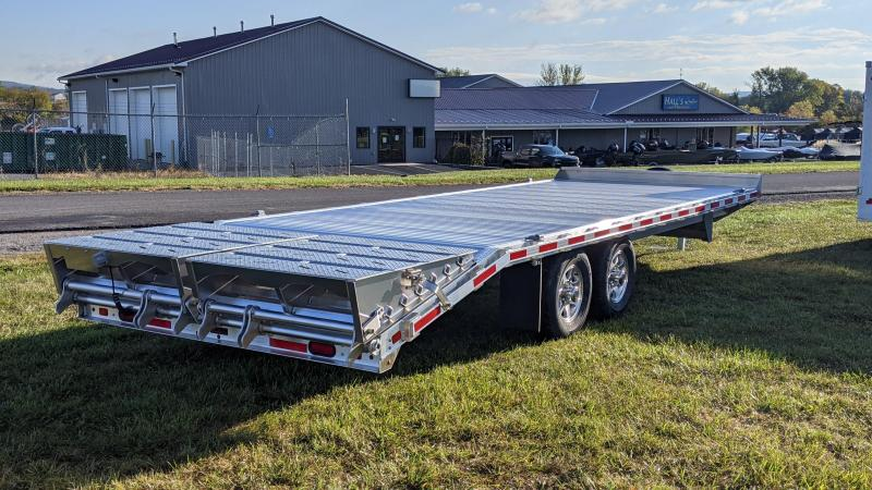 "2021 EBY 24'6"" Deckover Equipment Trailer"