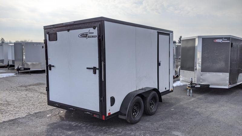 2021 Cross Trailers 7x12 Enclosed Cargo Trailer