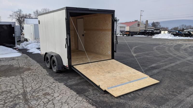 2021 Cross Trailers 7x12 Enclosed Cargo Trailer