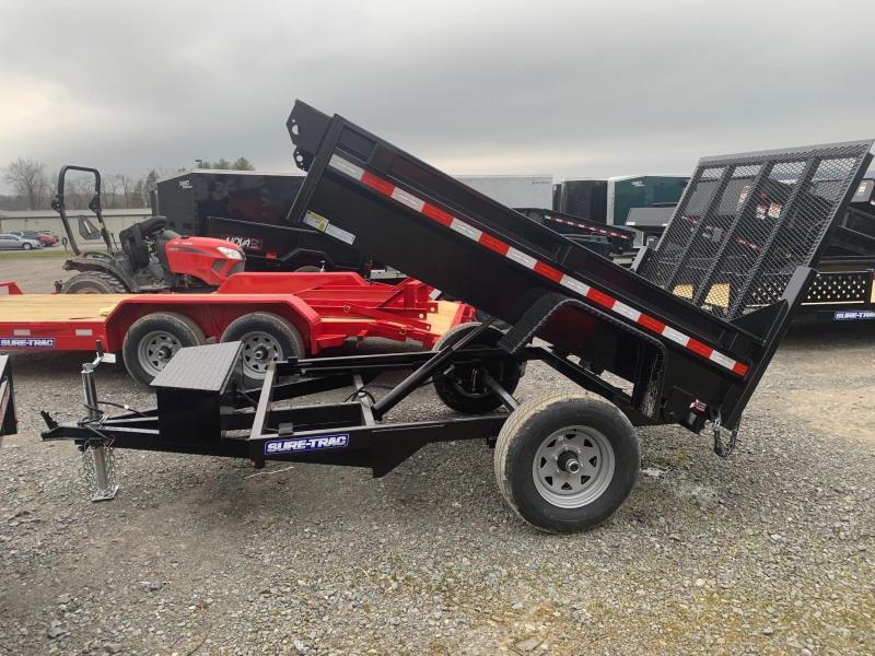 2020 Sure-Trac 5 x 8 LProfile Dump 5K Single Ram