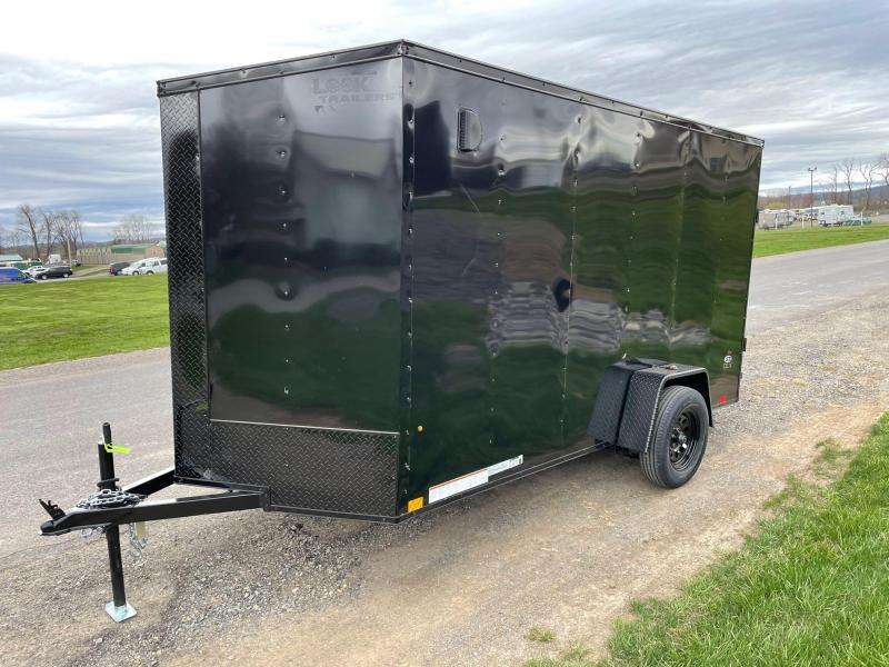 2022 Look Trailers 6x12 3K ST-DLX Enclosed Cargo Trailer