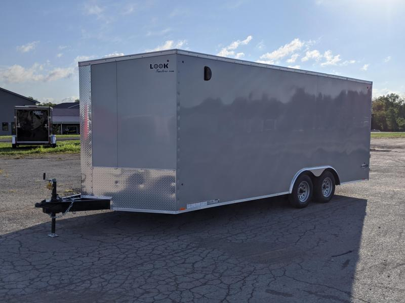 2021 Look Trailers Element SE 7K 8.5x20 car / racing trailer