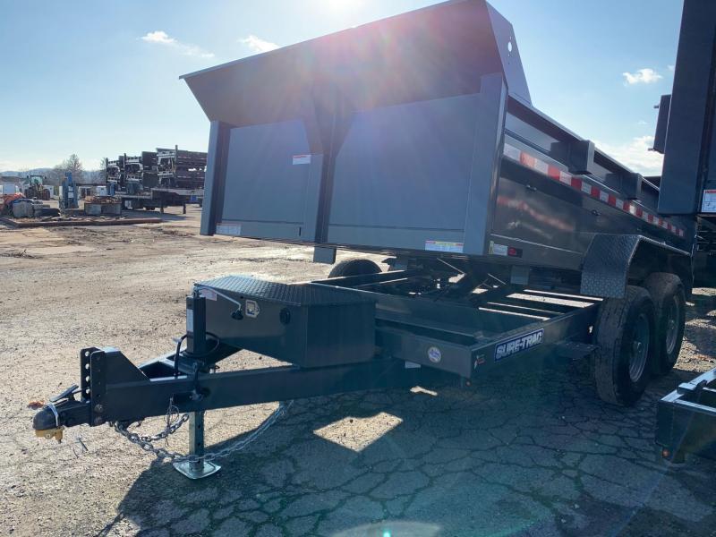 2020 Sure-Trac 7x12 12K Dump Trailer