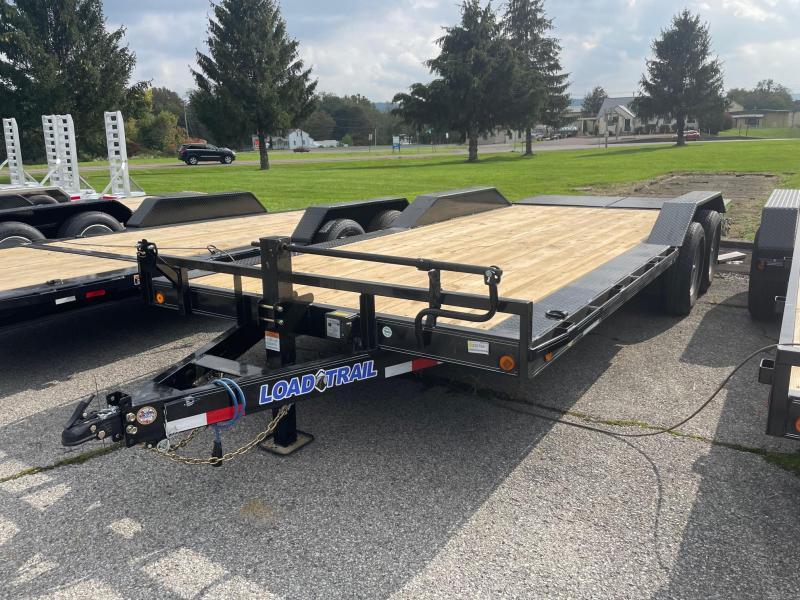 2022 Load Trail 102X20 14K Wide Body Equipment Trailer