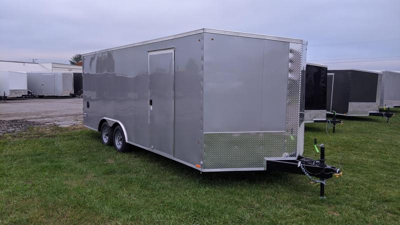 2022 Look Trailers 8.5x20 Car / Racing Trailer