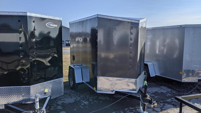 2021 Look Trailers 5x8 Enclosed Cargo Trailer