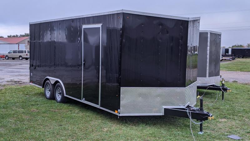 2021 Look Trailers 8.5x20 Car Trailer