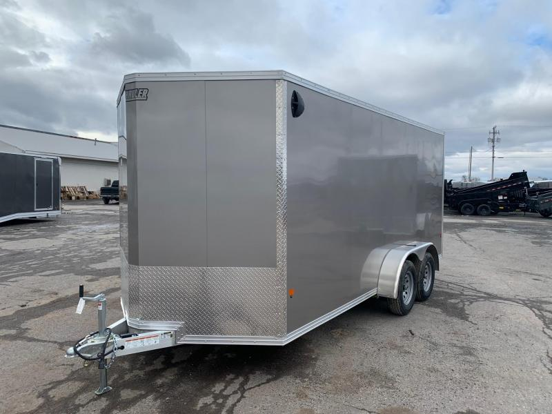 2020 E-Z Hauler 7x16 7K Enclosed Cargo Trailer