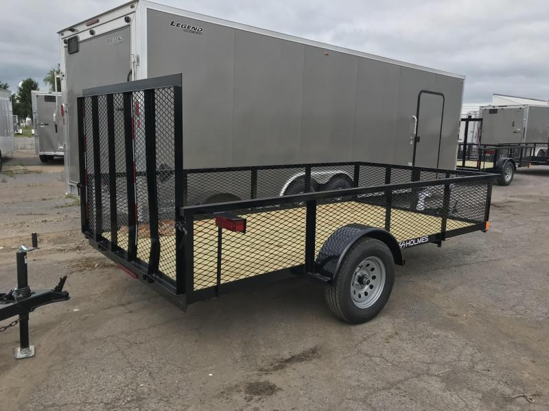 2020 Holmes Res 6-4x12 Utility Trailer