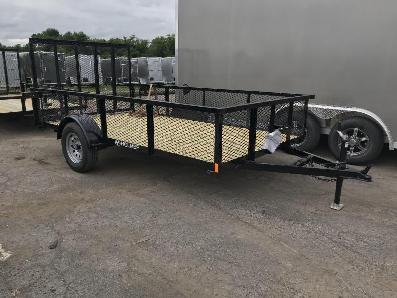 2020 Holmes Res 6-4x12 Utility Trailer