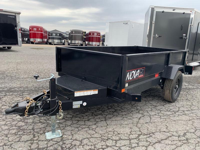 2020 Midsota Nova 5x10 5K Dump Trailer