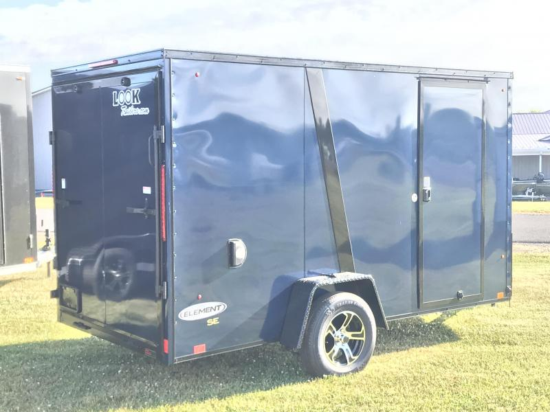 2021 Look Trailers 6x12 Utility Trailer