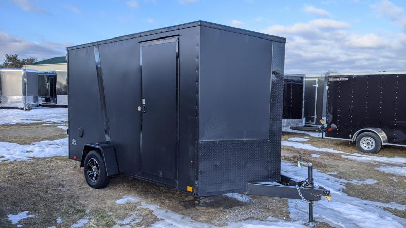 2022 Look Trailers 7x12 Enclosed Cargo Trailer