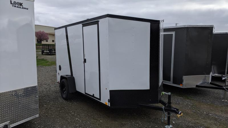 2022 Look Trailers 6x12 Enclosed Cargo Trailer