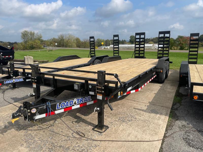 2022 Load Trail 7x24 14K Equipment Trailer